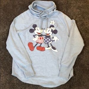 Disney Parks sweat shirt size Xs